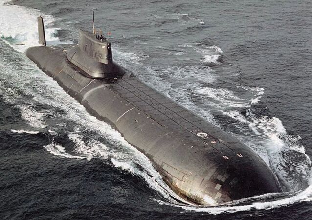 Sottomarino di classe Typhoon