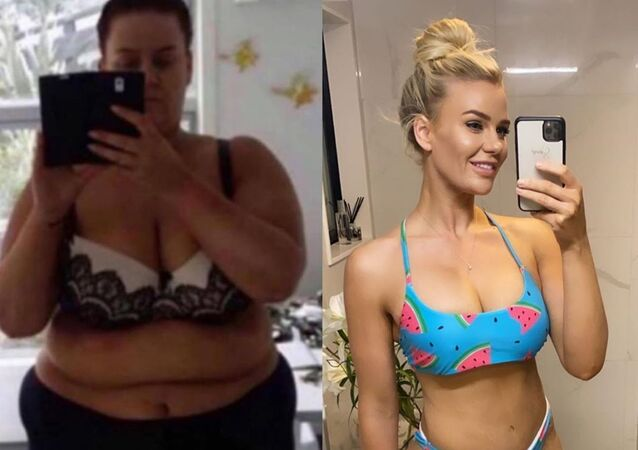 Simone Anderson, blogger neozelandese dimagrita di 92 kg