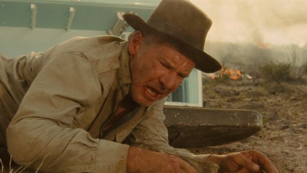 Indiana Jones - Sputnik Italia