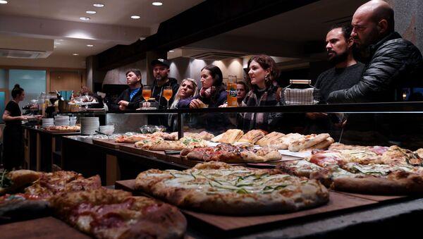 Pizza veneziana - Sputnik Italia