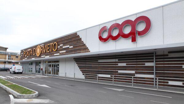 Centro Commerciale Porta d'Orvieto Coop Centro Italia - Sputnik Italia