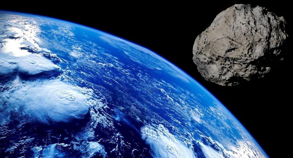 Asteroide e Terra