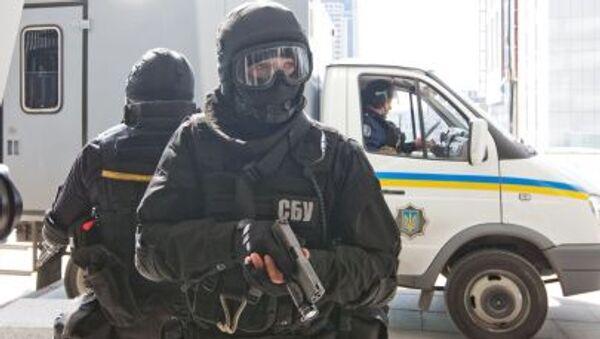 Un agente degli servizi segreti ucraini SBU - Sputnik Italia