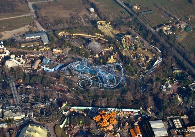Il parco divertimenti in Italia: Gardaland