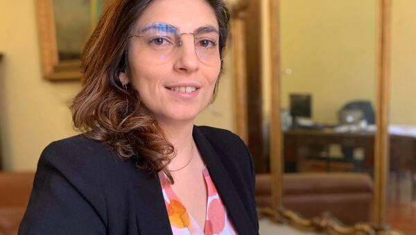 Laura Castelli - Sputnik Italia
