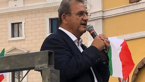 Stefano Bertacco - Sputnik Italia