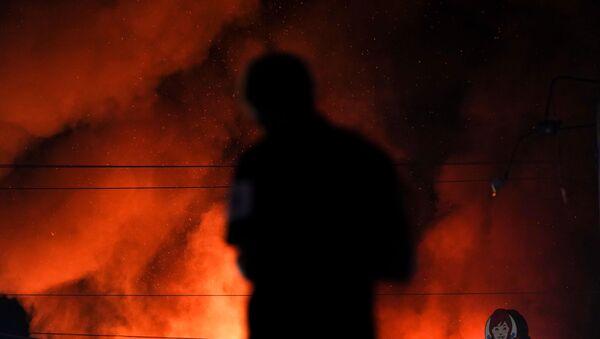Le proteste che hanno fatto seguito alla morte di Rayshard Brooks - Sputnik Italia