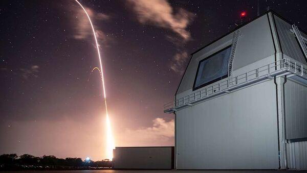 Lancio del missile dal sistema Aegis Ashore - Sputnik Italia