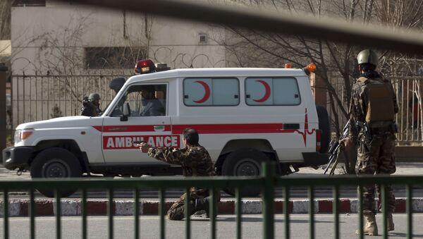 Ambulanza afghana - Sputnik Italia