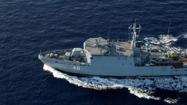 Nave militare Intermarine - Sputnik Italia