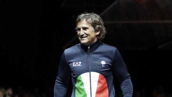 Alex Zanardi - Sputnik Italia