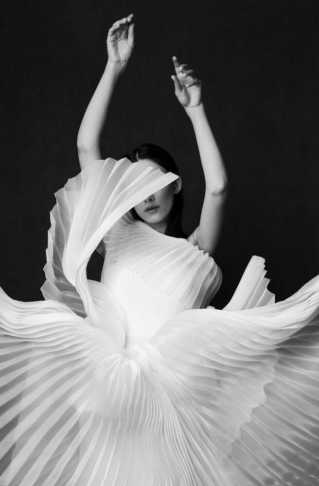 Amadeus del fotografo iraniano Peyman Naderi, vincitore del concorso fotografico Creative Photo Awards 2020