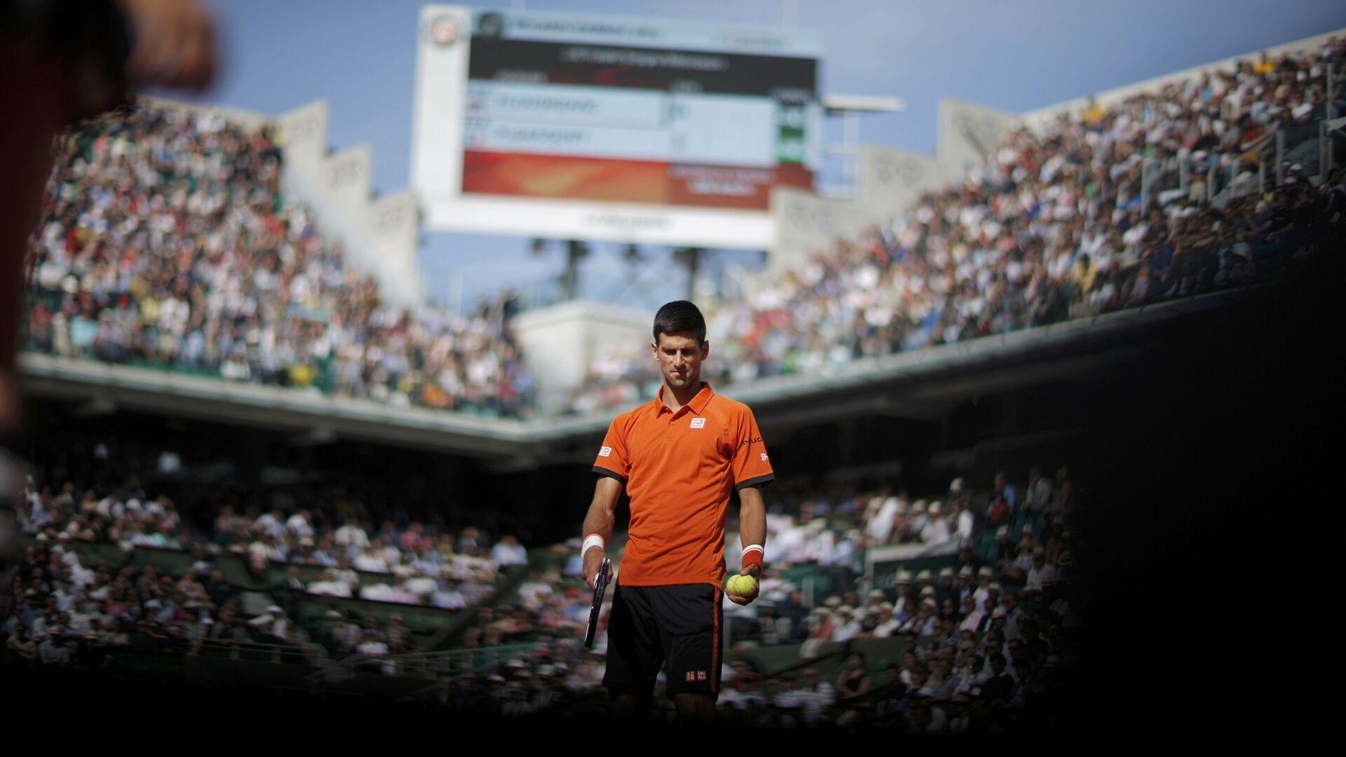 Novak Djokovic - Sputnik Italia, 1920, 30.07.2021