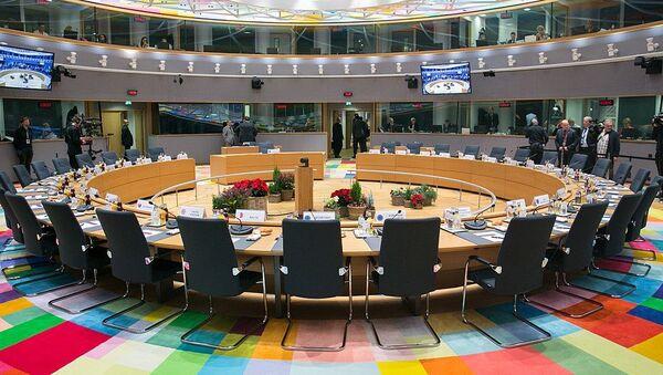 Consiglio Europeo (foto d'archivio) - Sputnik Italia