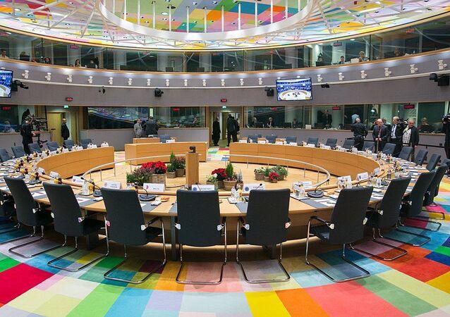 Consiglio Europeo (foto d'archivio)