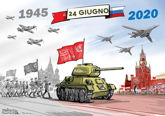 La parata della Vittoria