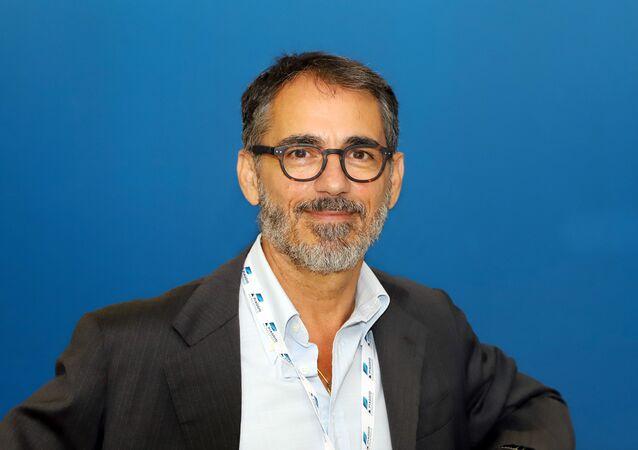 Luciano Luffarelli, Responsabile comunicazione esterna e affari istituzionali di Piaggio Aerospace