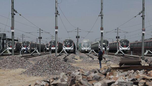 Ferrovie India - Sputnik Italia