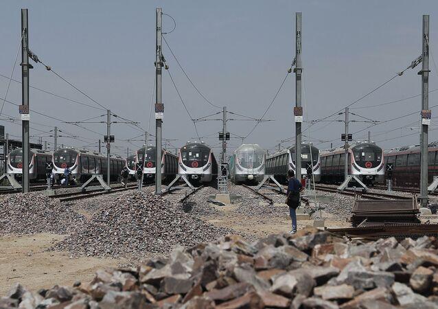Ferrovie India