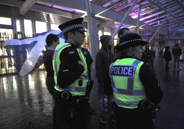 Polizia scozzese
