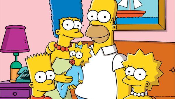 I Simpsons - Sputnik Italia
