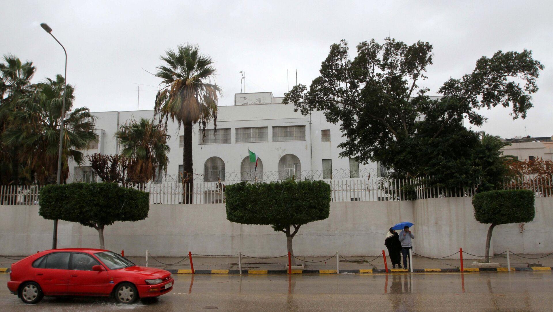 L'Ambasciata italiana a Tripoli, Libia (foto d'archivio) - Sputnik Italia, 1920, 18.05.2021