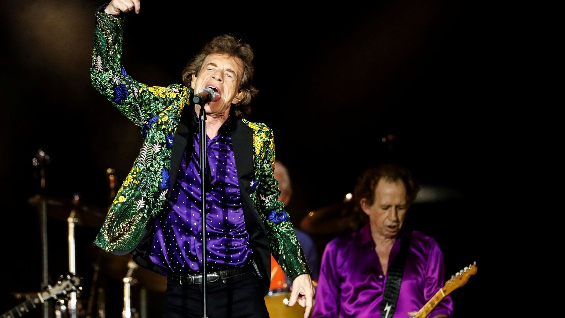 L'esibizione di The Rolling Stones - Sputnik Italia, 1920, 24.08.2021