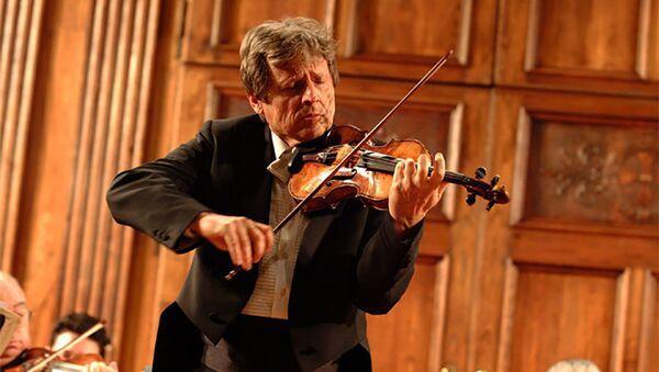 Il celebre violinista Uto Ughi - Sputnik Italia
