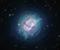 NGC 7027 è una nebulosa planetaria visibile nella costellazione del Cigno