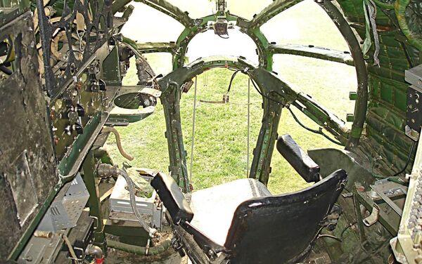 La cabina di navigazione nel 2009 - Sputnik Italia