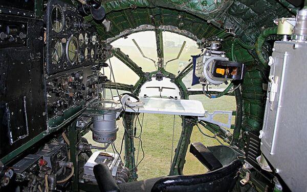 La cabina di navigazione adesso - Sputnik Italia