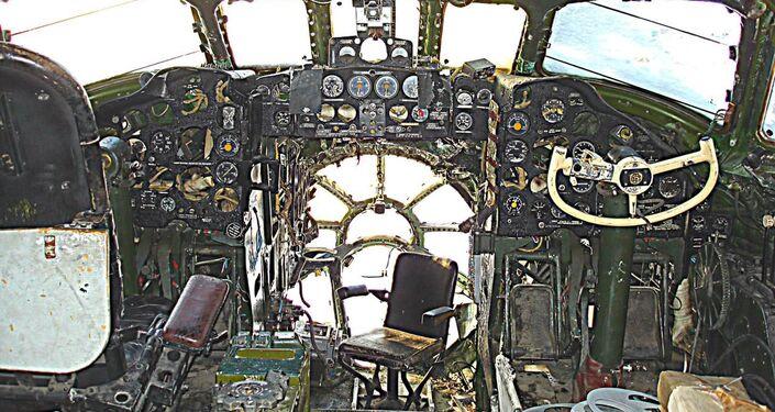 La cabina nel 2009