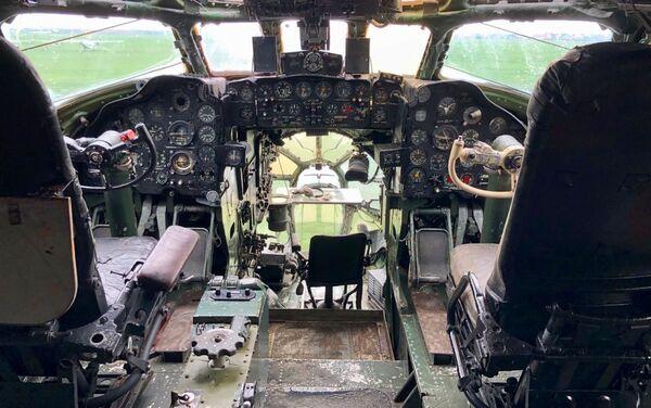 La cabina adesso - Sputnik Italia