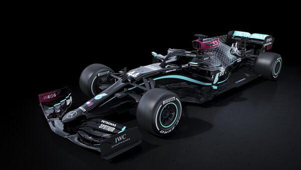 La Mercedes nella stagione 2020 di Formula 1 sfoggerà una livrea nera - Sputnik Italia