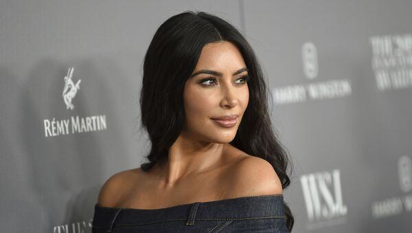 Television personality Kim Kardashian West attends the WSJ. Magazine 2019 Innovator Awards at the Museum of Modern Art on Wednesday, Nov. 6, 2019, in New York. - Sputnik Italia