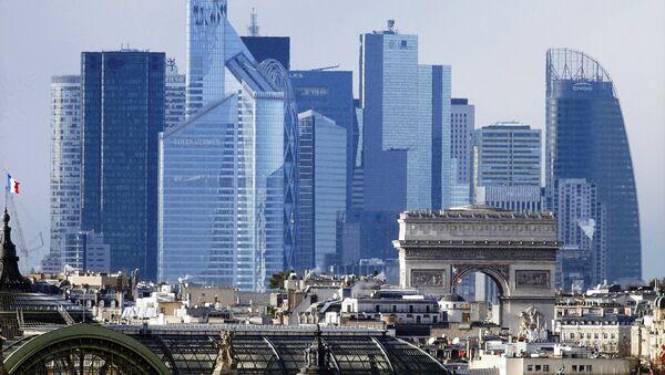 La Défense, il quartiere degli affari parigino - Sputnik Italia