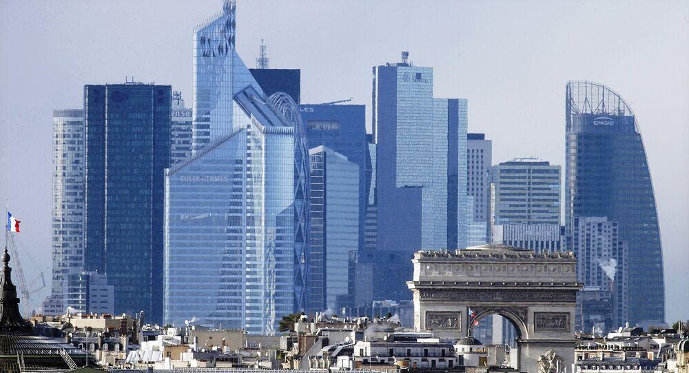 La Défense, il quartiere degli affari parigino