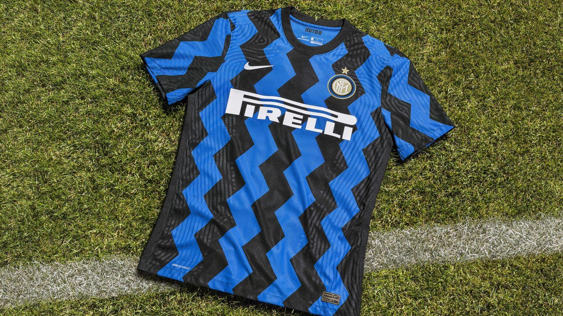 La maglia Inter per la stagione 2020-21 - Sputnik Italia, 1920, 23.05.2021
