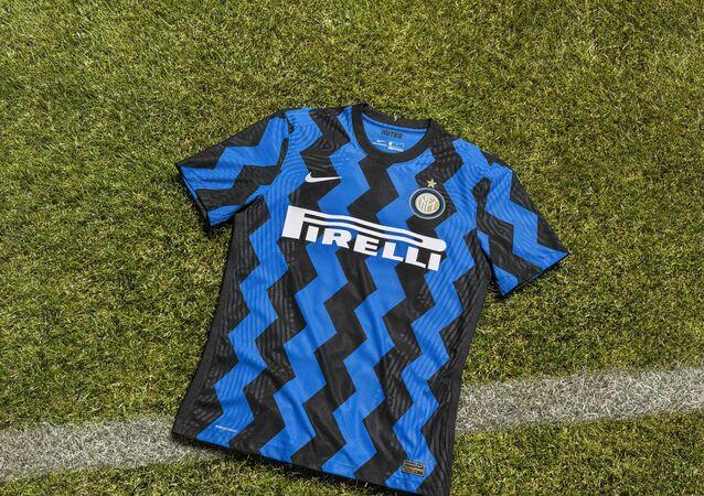 La maglia Inter per la stagione 2020-21