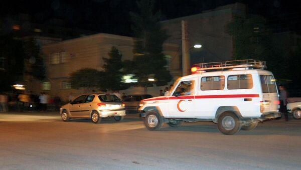 Ambulanza di Teheran - Sputnik Italia