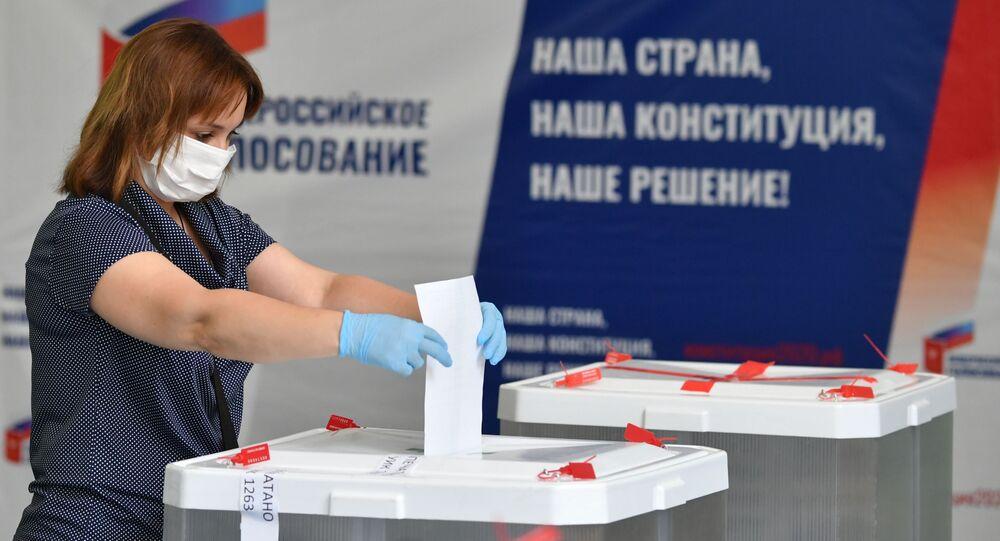 Votazioni per le modifiche alla Costituzione russa