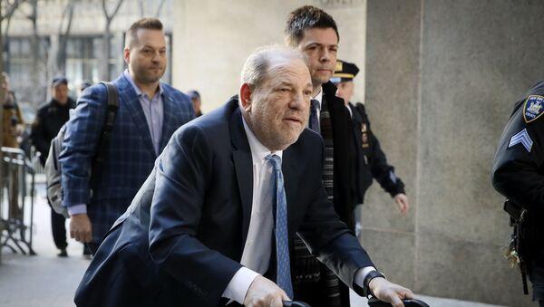 Harvey Weinstein  - Sputnik Italia