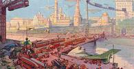 Il futuro è vicino? La Mosca del 2259 nelle cartoline dell'epoca dell'Impero Russo