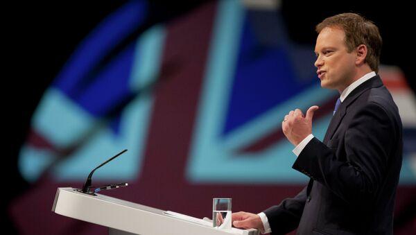 Ministro dei trasporti britannico Grant Shapps - Sputnik Italia