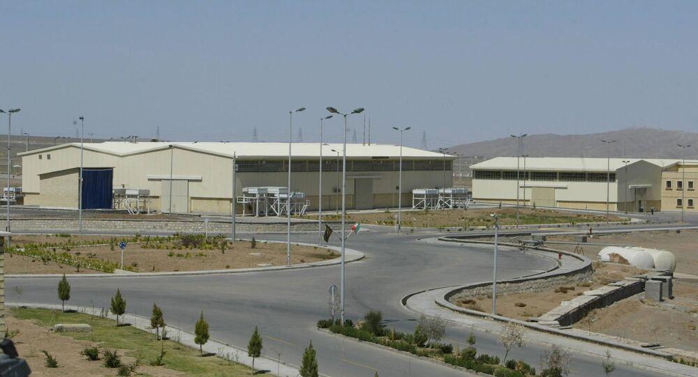 Centrale nucleare di Natanz