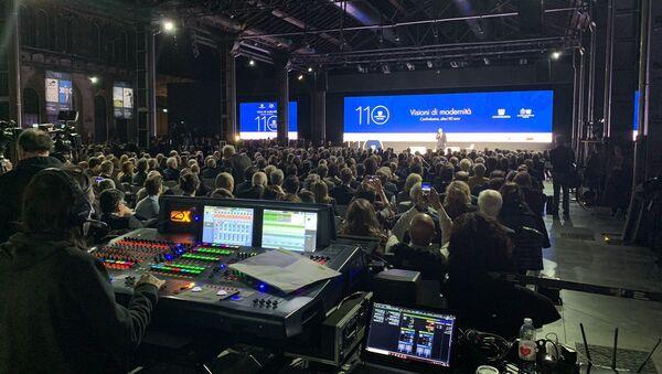 Assemblea generale confindustria - Sputnik Italia