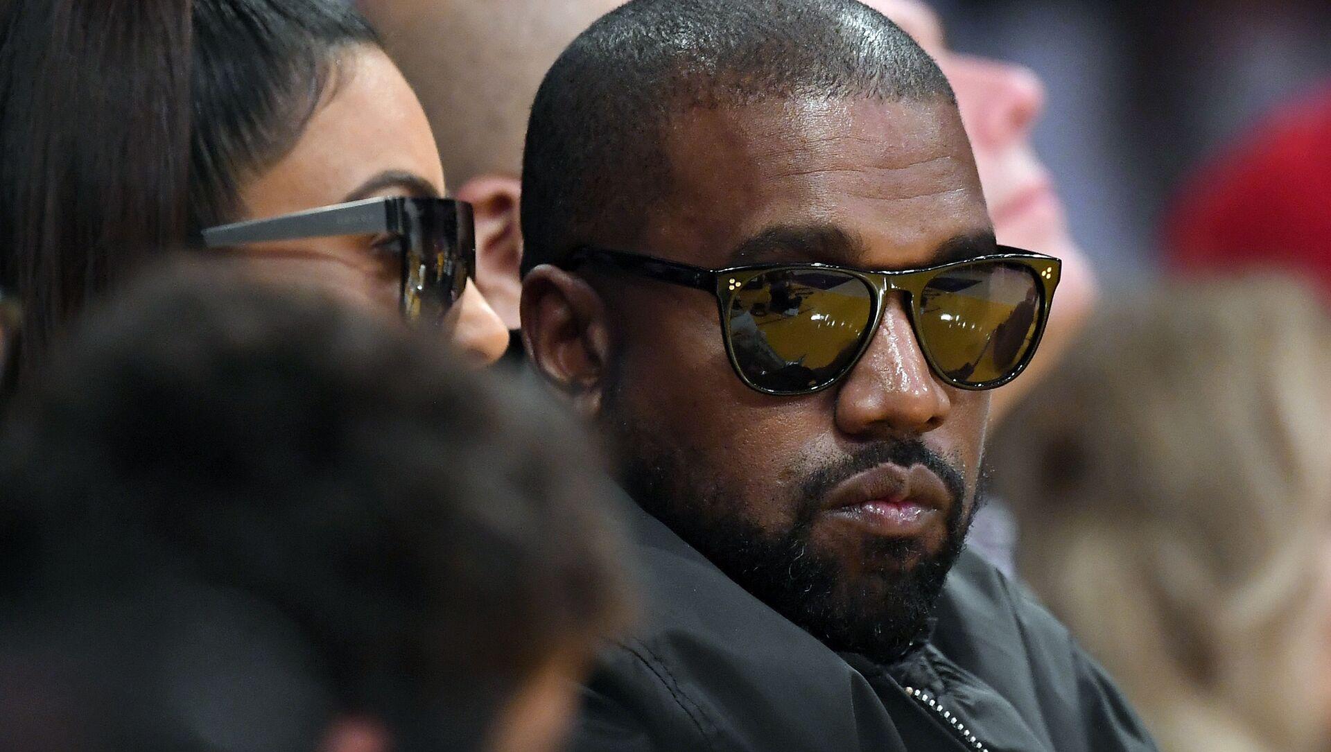 Kim Kardashian e il rapper Kanye West - Sputnik Italia, 1920, 11.03.2021