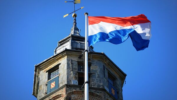 Dutch flag - Sputnik Italia