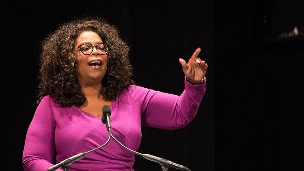 Conduttrice televisiva statunitense Oprah Winfrey - Sputnik Italia