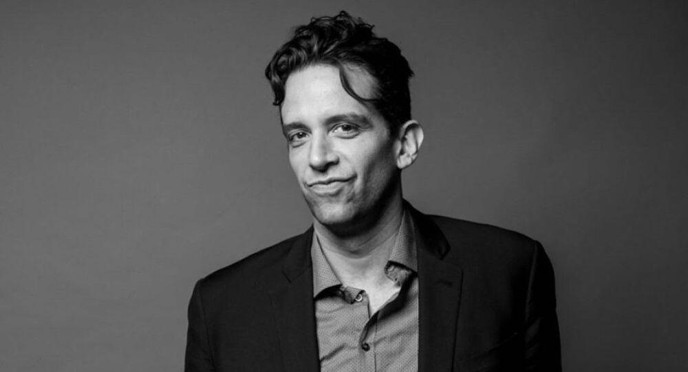 Nick Cordero, actor de Broadway